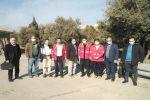 بازديد کارشناسان سازمان آتش نشانی شهریار از نیروگاه برق حرارتی