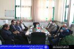 دیدار فرماندار شهرستان شهریار با مسئولین مجتمع قضایی جنوب غرب استان تهران