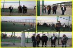 شهردارباغستان عنوان کرد:  احداث زمین های چمن مصنوعی در راستای توسعه زیرساخت های ورزشی
