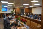 به ریاست کولیوند شهردار ملارد برگزار گردید  جلسه شورای سیاستگذاری و برنامه ریزی شهرداری ملارد