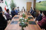 جلسه هم اندیشی و هماهنگی اجرای طرح شهر های فعال ایران در شهر اندیشه
