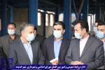 بازدید معاون هماهنگی امور عمرانی استاندار تهران از پروژه دهکده ورزشی فاز ۵ شهر اندیشه