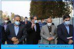بازدید سرپرست معاونت امور عمرانی استانداری تهران از تقاطعات بسیج وجهاد