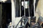 کارمند معترض، اداره دارایی بندر امام را به آتش کشید!