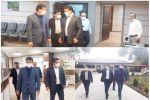 شهرداری باغستان زیر خط بازدید مسولان استانی