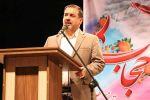 رئیس شورای اسلامی شهر قدس در مراسم