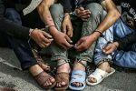 دستگیری سارقان کابل های برق در ملارد
