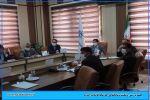 جلسه بررسی وضعیت وساماندهی حوضچه فاضلاب امیریه برگزار شد