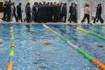 افتتاح مجموعه ورزشی طبقاتی شهید دستگردی در جنوب غرب تهران