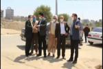 بازدید فرماندار از پروژه های عمرانی،خدماتی،فرهنگی شهرداری باغستان